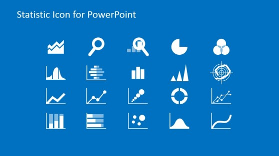 Statistic Analysis PowerPoint Icons