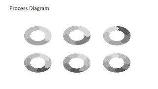 PowerPoint Clipart of Oval Diagrams for PowerPoint