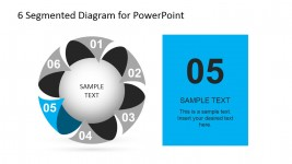 Circular Diagram Emphasizing Step 5