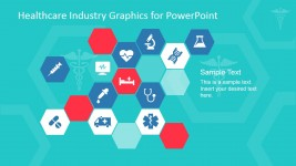 Healthcare Industry Caduceus Collective Graphics for PowerPoint