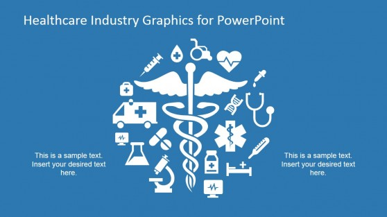 Hospital Healthcare Industry PowerPoint Icons