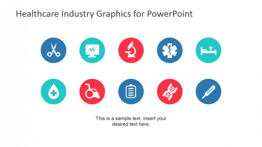 PowerPoint Vectors Featuring Healthcare