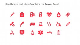 Clip Art Icons for PowerPoint Featuring Medicine