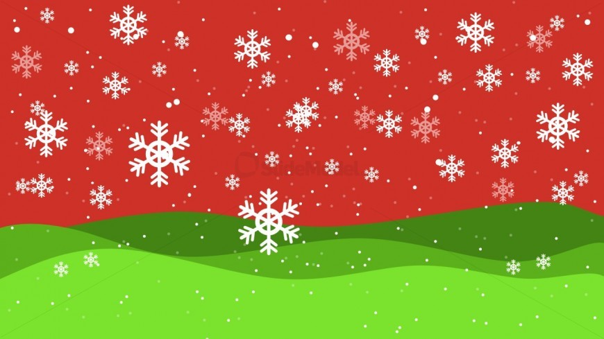 christmas ppt background