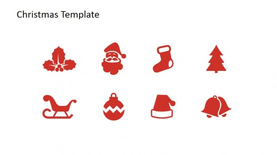 Christmas PowerPoint Icons Gallery