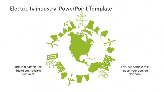 Global Green Electricity Industry PowerPoint