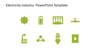 PowerPoint Icons Featuring Energy