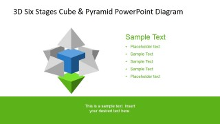 PowerPoint Fourth Segment Pyramid