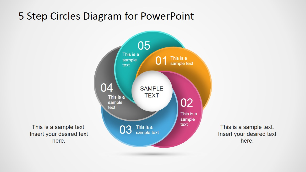 3 Step Circles Diagram For Powerpoint Wiring Diagram