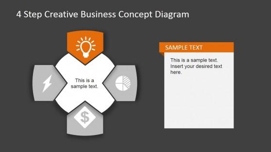 6740-02-4step-business-concept-diagram-dark-2