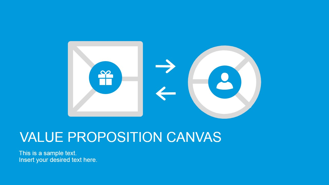 value proposition canvas powerpoint template