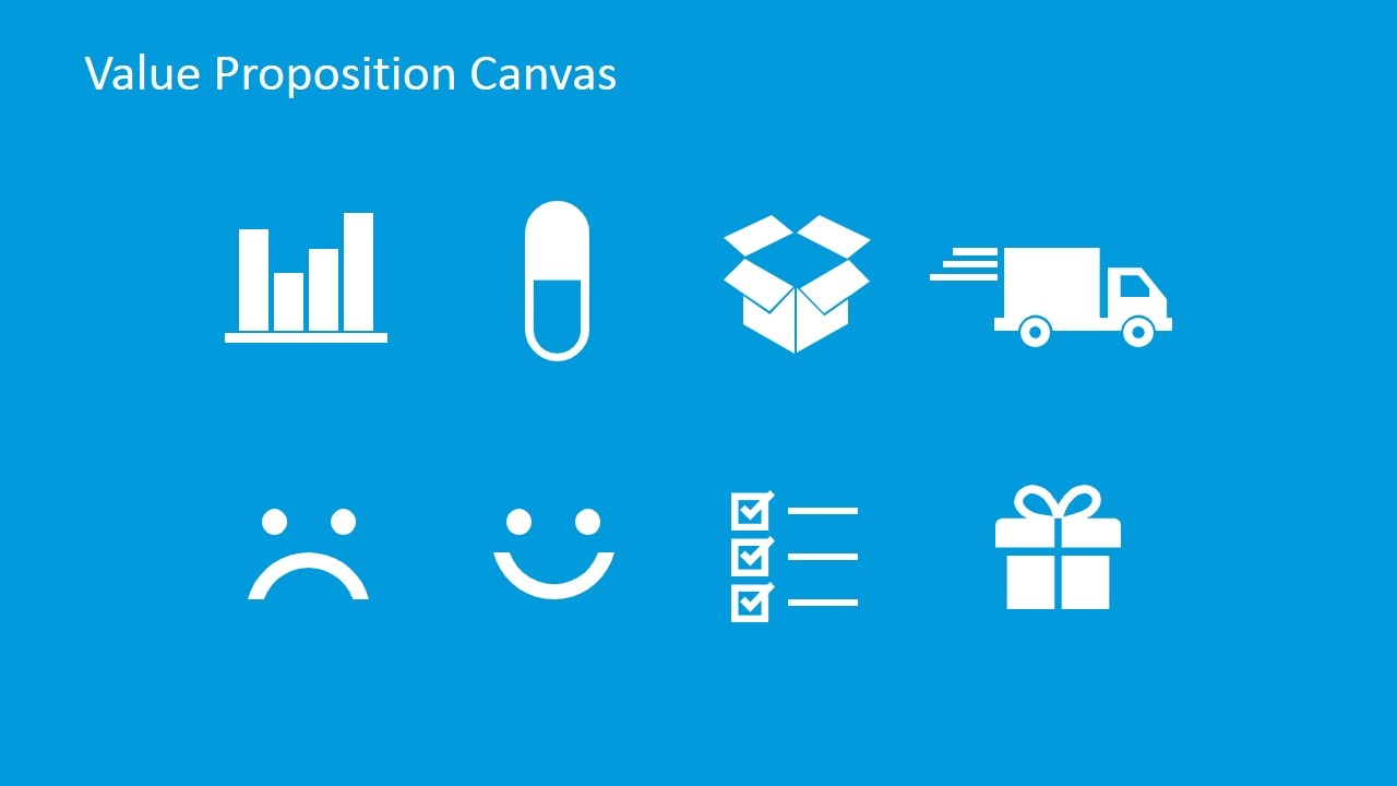 Value proposition design powerpoint icons slidemodel toneelgroepblik Image collections
