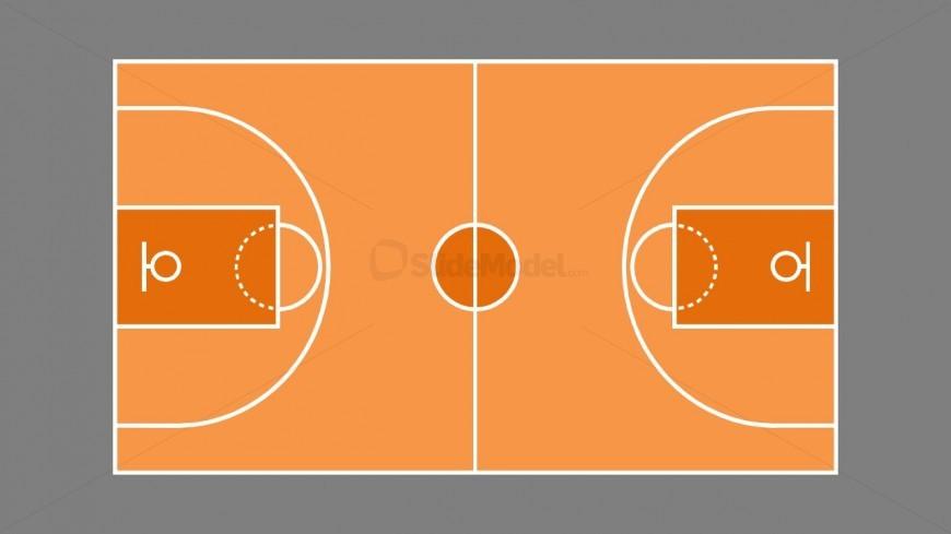 Basketball Tactics Applied To Business SlideModel