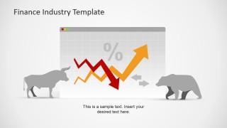 Slide Design of Finance Industry