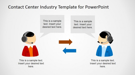 PowerPoint Presentation for Business to Business Communication