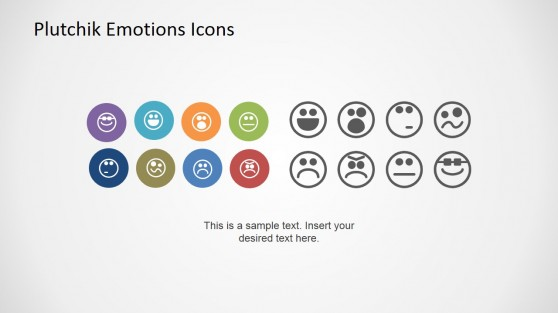 PowerPoint Emojis Flat Icons