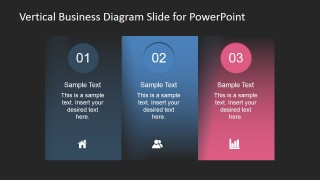 PowerPoint Infographic Presentation for Business Metrics