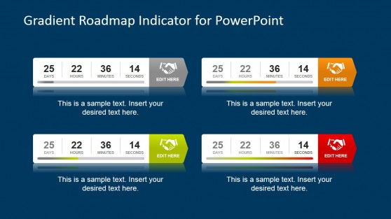 heatmap powerpoint templates