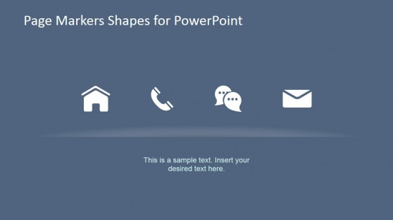 PowerPoint Icons Slide Design