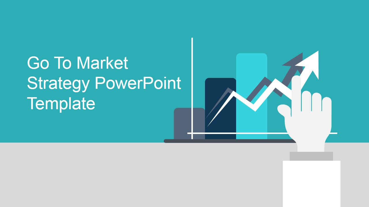 go to market strategy powerpoint template - slidemodel, Modern powerpoint