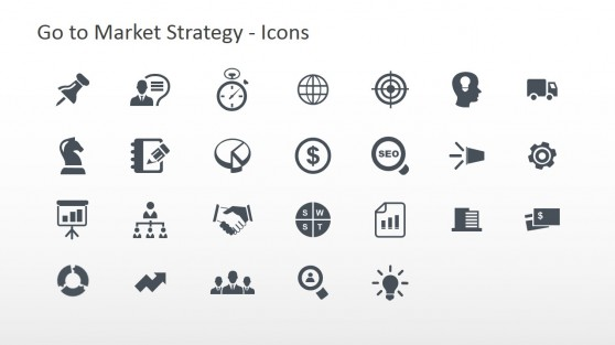 Business and Marketing PowerPoint Icons