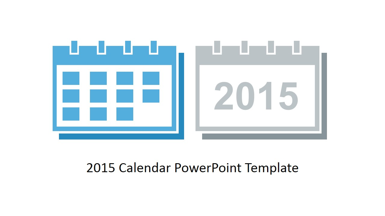 event calendar template powerpoint