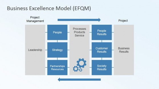 Cyclical Business Excellence Model EFQM