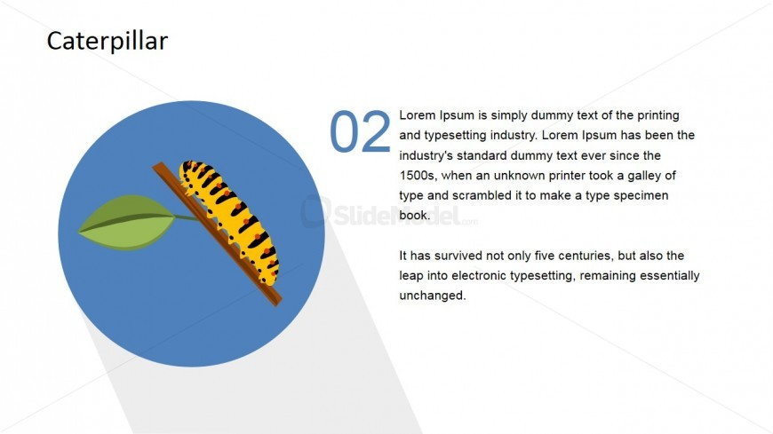 High Quality Caterpillar Clip Art Image PowerPoint