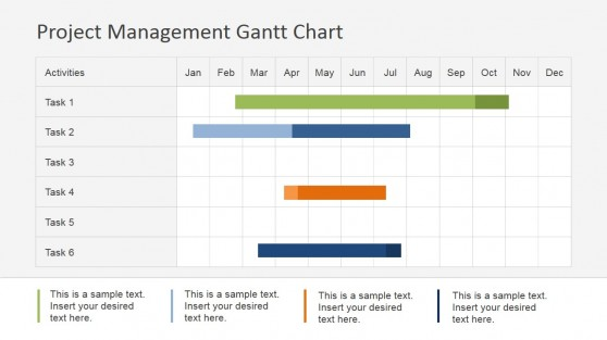 Gantt Chart Project Roadmap