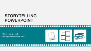 PowerPoint Film and Storyboard Shapes