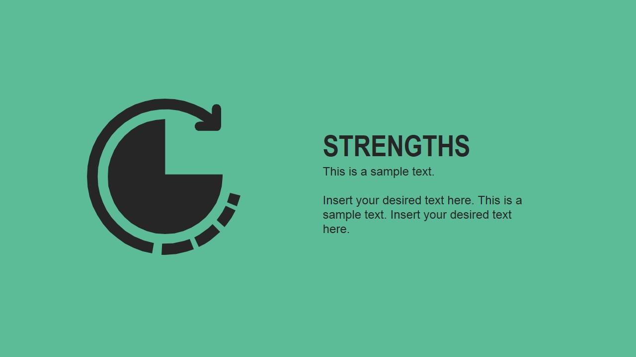 Modern Cross Swot Powerpoint Template Slidemodel