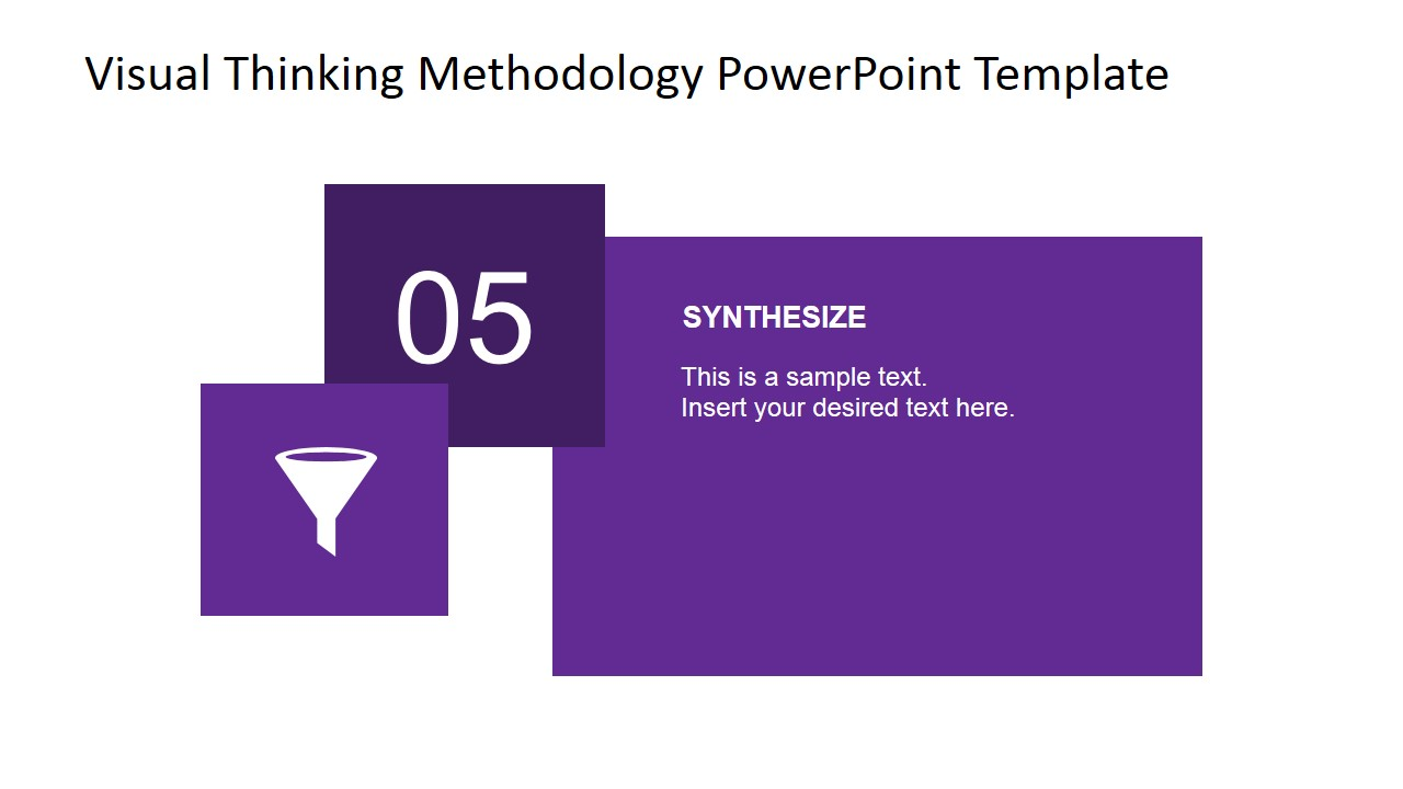 Synthesize Process PowerPoint Slide