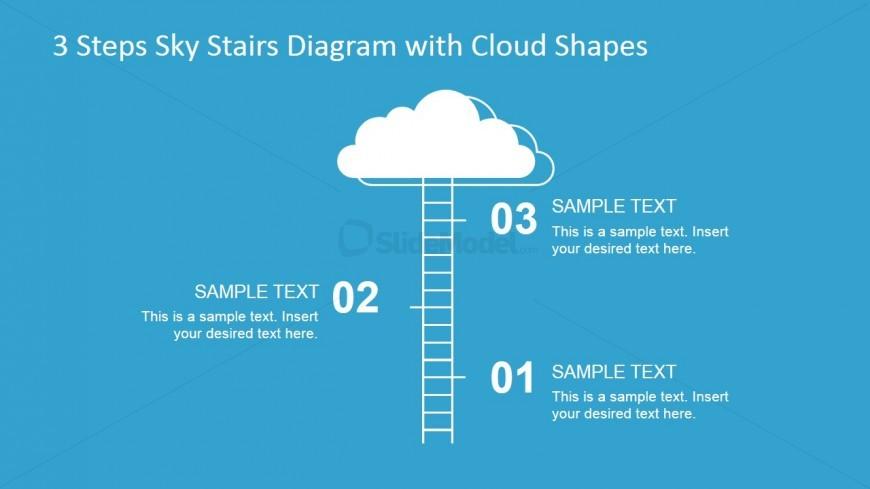 Cloud Shape Illustrations For Powerpoint Slidemodel