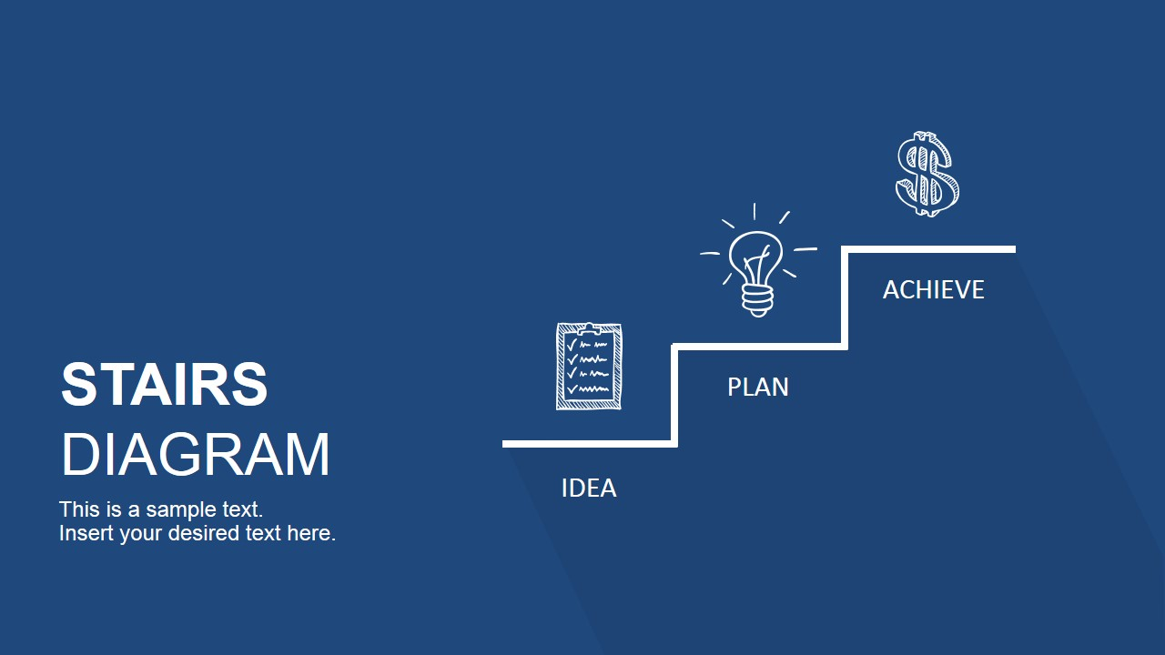 powerpoint templates diagrams charts stairs diagram    powerpoint    template slidemodel  stairs diagram    powerpoint    template slidemodel