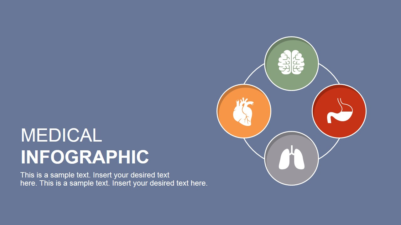 Medical Diagram Slide Design For Powerpoint
