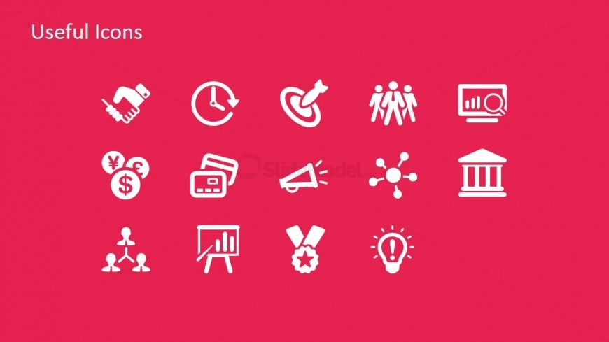 PowerPoint Misc Icons