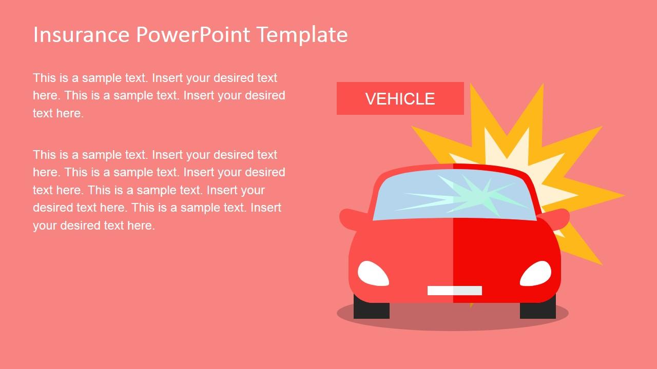 Insurance powerpoint template slidemodel toneelgroepblik Images
