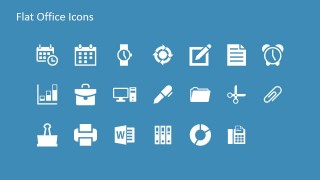 Office Icon Set for PowerPoint