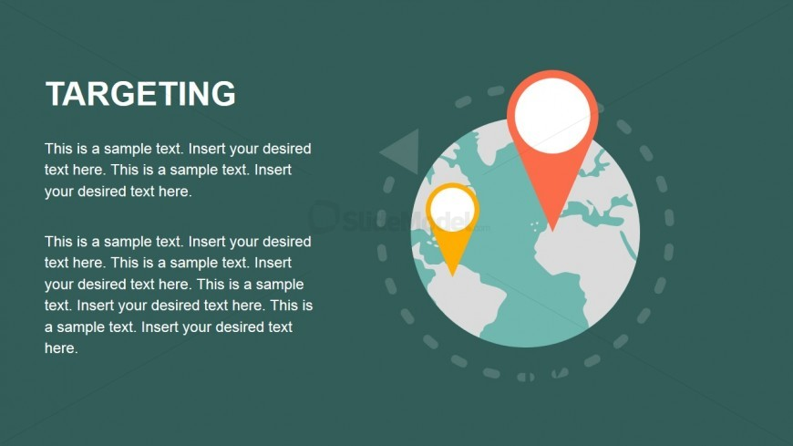 Targeting Metaphor PowerPoint Template