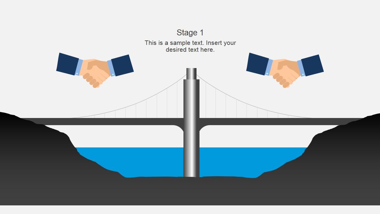 Bridge diagrams powerpoint template slidemodel ccuart Gallery