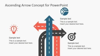 Confused Strategy Path Metaphor with Road Illustration