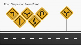 Road Symbols for PowerPoint