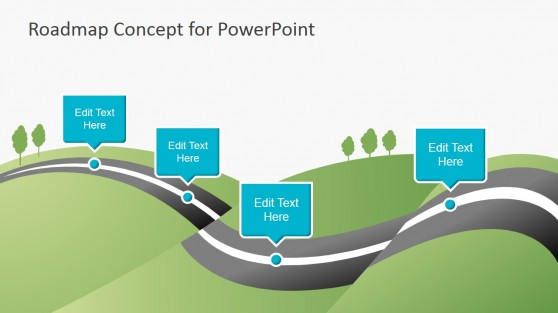 Path Powerpoint Templates