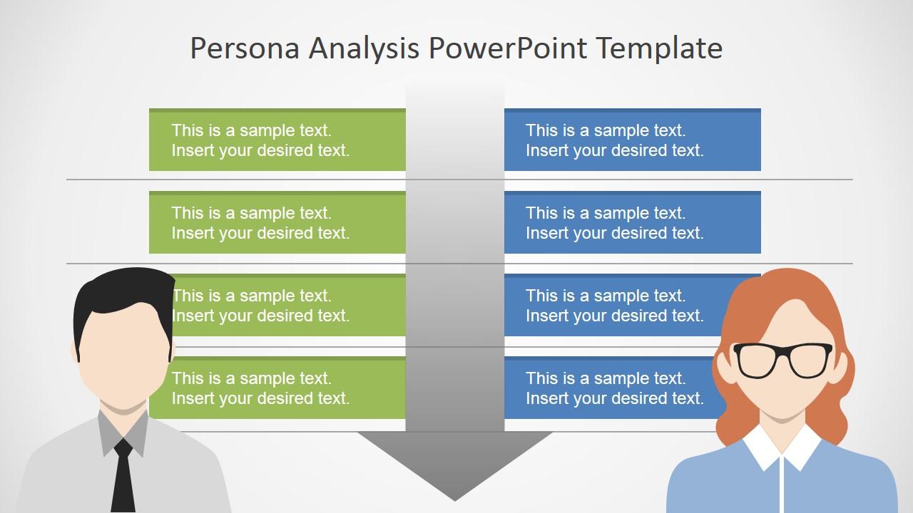 Persona Analysis PowerPoint Template SlideModel – Interactive Powerpoint Template