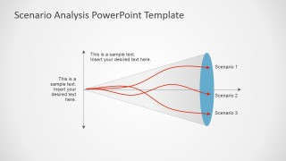 PPT Funnel Diagram Scenarios