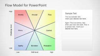 Flow Model PowerPoint Template