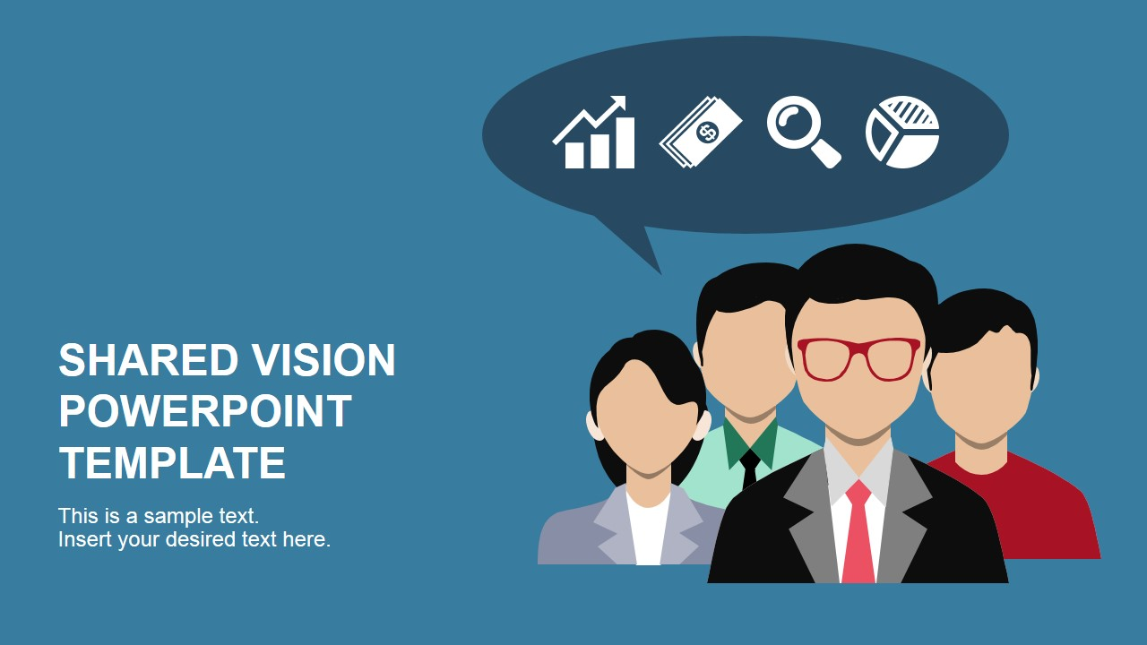 Shared vision powerpoint template slidemodel shared vision powerpoint template toneelgroepblik Choice Image