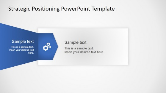 Process Highlight PowerPoint Strategy Diagram
