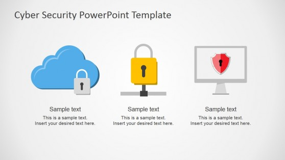 Cyber Powerpoint Templates