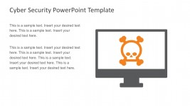 Computer Threats and Hacking Theme for PowerPoint